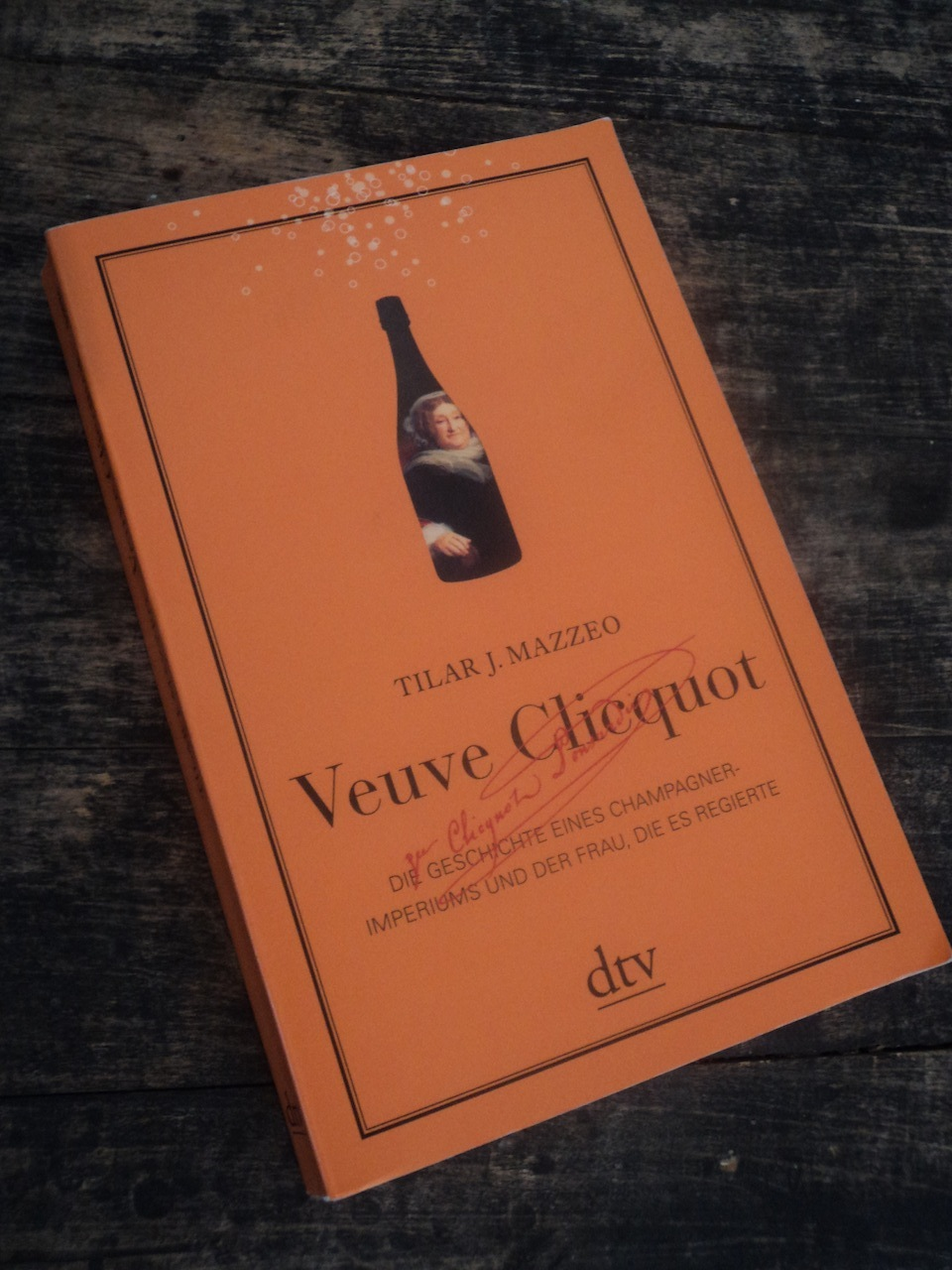 The Story of Veuve Cliquot