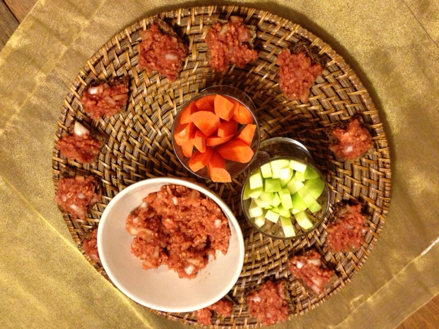 Vegan Mett (Vegan meat imitation paste)