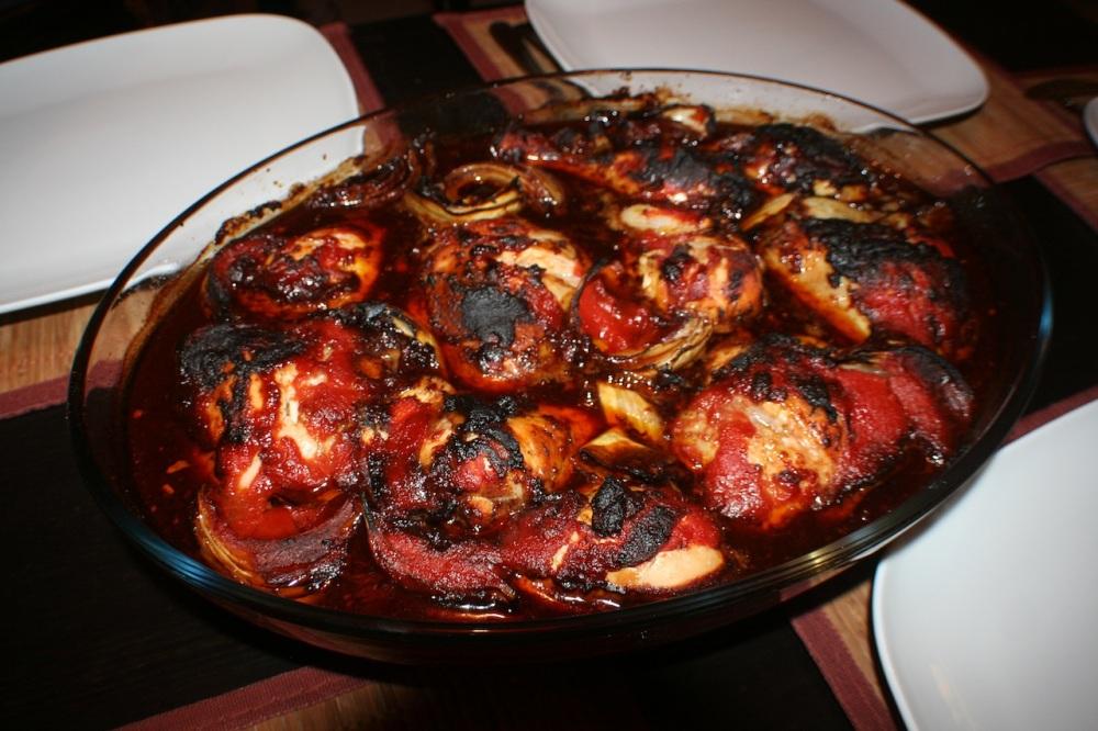 Bali chicken
