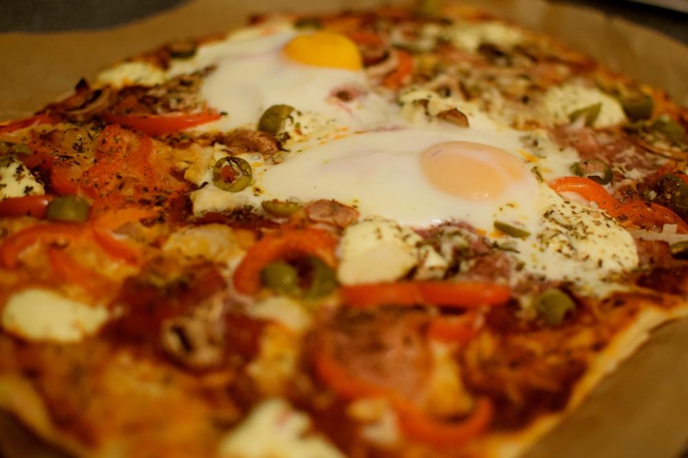 Holicious pizza sauce