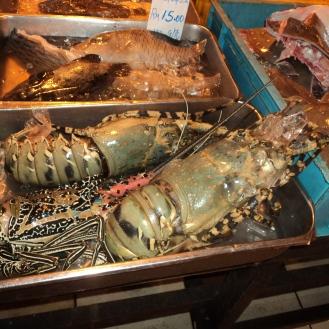 Monster lobster