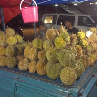 Durian aka stinky fruit, great dessert!